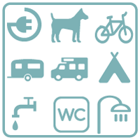 Caravan and Campsite Devon - families and dogs welcome